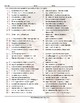 Daily Activities Sentence Match Spanish Worksheet