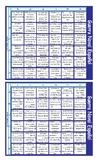 Daily Activities Spanish Battleship Board Game