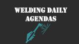 Daily Agenda Temnplate