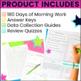 3rd Grade Morning Work Bundle: 180 days (Math, Science, Socials Studies and ELA)