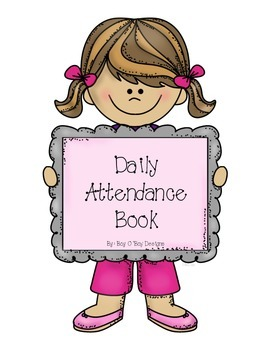 Daily Attendance Book
