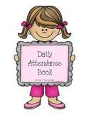 Daily Attendance Book