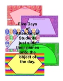 Daily Attendance the Fun and Easy Way