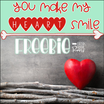 Daily Award You Make My Heart Smile FREEBIE