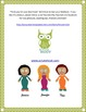Special Education Behavior Chart: Hootin' for a Great Day!