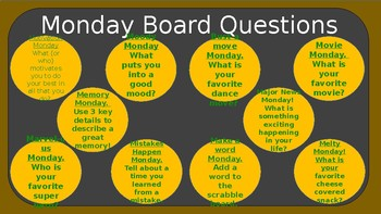 Daily Board Questions