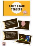 Daily Brain Teasers