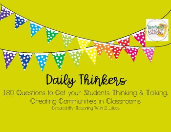 Daily Brain Thinkers - Community Builders