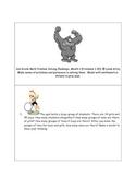 Math-2nd Grade-Month 01: Challenge Problem Solving (Questi