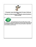 Math-3rd Grade-Month 02: Challenge Problem Solving (Questi
