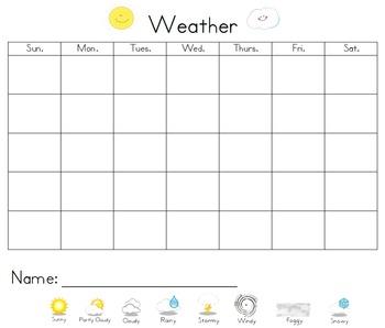 Daily Calendar SMARTBoard Routine