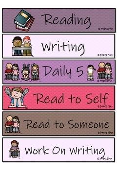 Daily Calendar Fairy Tale Theme