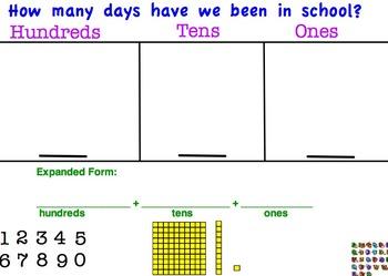 Daily Calendar Flipchart