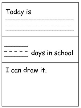 Daily Calendar Math Practice