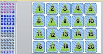 Daily Calendar Shapes, Patterns, Perfect for Common Core