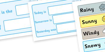 Daily Calendar Story