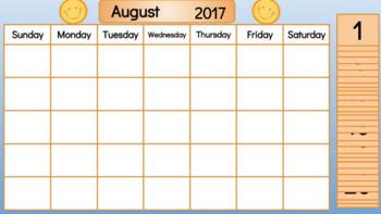 Daily Calendar for Google Classroom