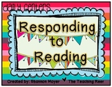 Daily Centers Classroom Pack {A Responding to Reading Supplement}