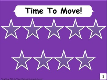 Daily Centers  Countdown Timer -Classroom Management  20 Minutes - 1/13/2/2/2