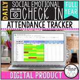 Daily Check In Form | Digital | Social Emotional Learning