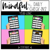 Year Long   Daily Check In   Forms   SEL   Mindfulness   Attendance   Google
