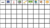 Daily Class Tracker for Students