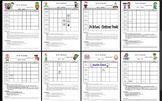 2017-2018 Editable Behavior Calendars (Teachers, Students,