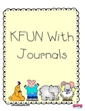 Daily Class Writing Diary: Make monthly class books. TK ,