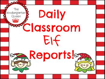 Elf Reports for Classroom Elf!