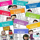 Classroom Schedule Signs {Editable}
