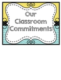 Daily Commitments- Conscious Discipline