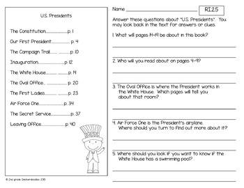 Daily Common Core Reading for 2nd Graders {45 passages for the 3rd nine weeks}