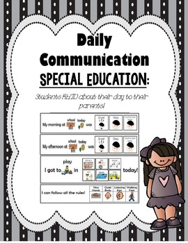 Daily Communication Part Two!