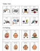 Daily Communication Sheet for Autistic Children