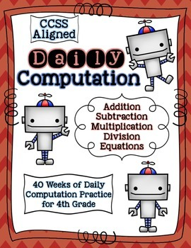 Daily Computation