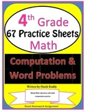 Daily Compututation and Word Problem Review