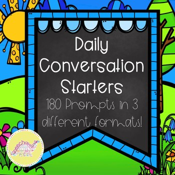 Daily Conversation Starters