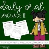 Daily Oral Language Take Two!