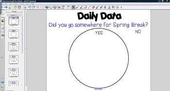 Daily Data SmartBoard Files--Venn Diagrams