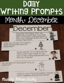 Daily Writing Prompts {December}