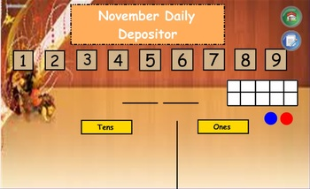 Daily Depositor - Place Value