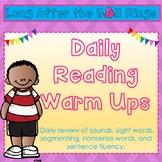 Daily Digital Reading Warm Ups (Fastbridge)- 40 weeks