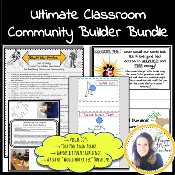 Ultimate Classroom Community Bundle!