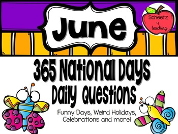 Daily Discussion Slides - June National Days