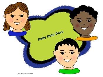Daily Duties Days