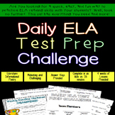 Daily ELA Challenge - Set 2