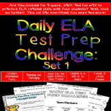 Daily ELA Challenge - Set 1