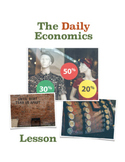 Daily Economics Lessons 1 - 170 for Integrating Personal Finance Instruction