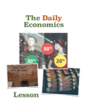 Daily Economics Lessons 46 - 60 for Integrating Personal Finance Instruction
