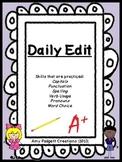 Daily Edit: 100 Days of Sentence Editing